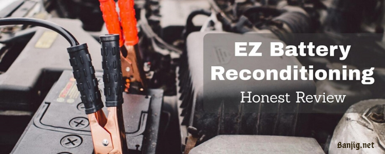 EZ Battery Reconditioning Review – My Experience
