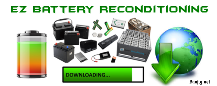 EZ BATTERY RECONDITIONING REVIEW – DOES IT REALLY WORK?
