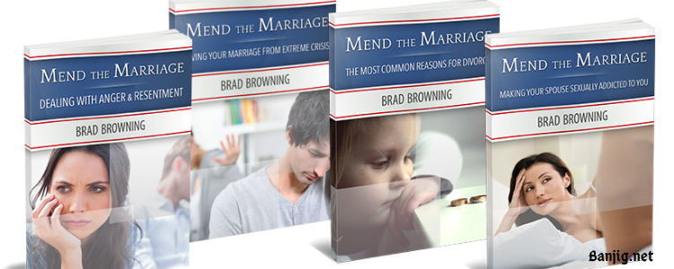 An Honest Review of Brad Browning's Mend the Marriage