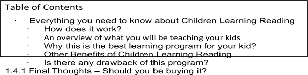 Children Learning Reading Review1